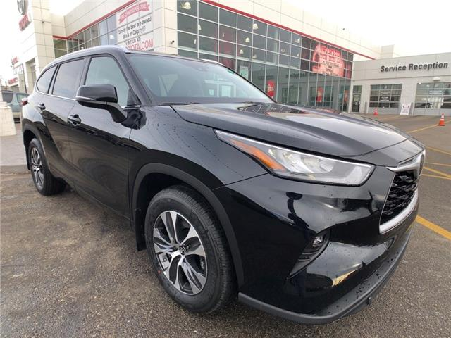 2021 Toyota Highlander XLE (Stk: 210471) in Calgary - Image 1 of 15