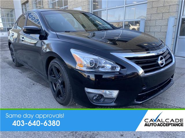 2015 Nissan Altima 2.5 (Stk: R61558) in Calgary - Image 1 of 19