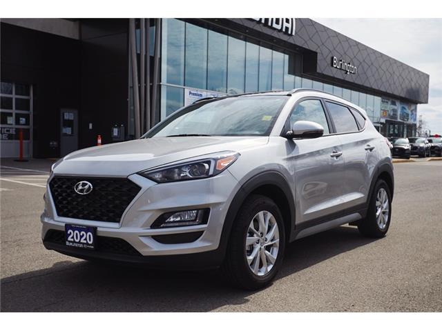 2020 Hyundai Tucson Preferred w/Sun & Leather Package (Stk: U1038) in Burlington - Image 1 of 25