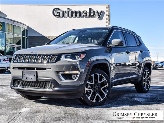 2021 Jeep Compass Limited (Stk: N21071) in Grimsby - Image 1 of 30