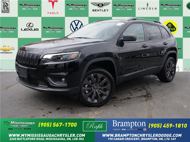 2021 Jeep Cherokee North (Stk: 21311) in Mississauga - Image 1 of 6
