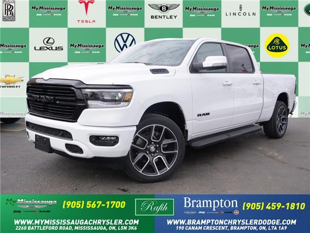 2021 RAM 1500 Sport (Stk: 21347) in Mississauga - Image 1 of 7