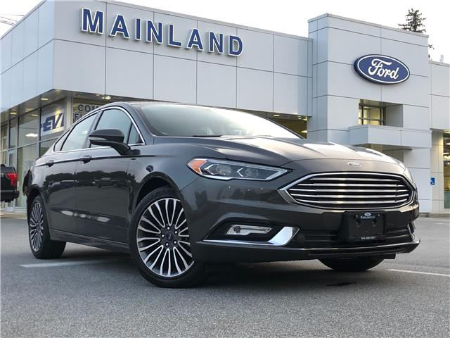 2017 Ford Fusion SE (Stk: 21ES4070AA) in Vancouver - Image 1 of 30