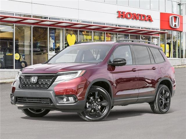 2021 Honda Passport Touring (Stk: PM11340) in Vancouver - Image 1 of 23