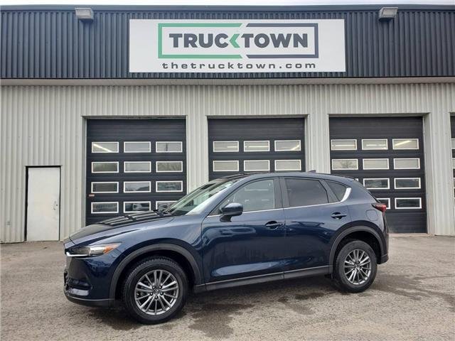 2018 Mazda CX-5 GS (Stk: T0267) in Smiths Falls - Image 1 of 22