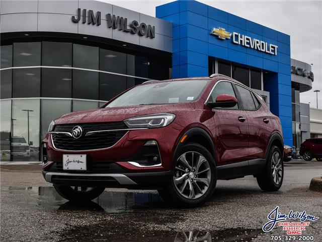 2021 Buick Encore GX Essence (Stk: 2021446) in Orillia - Image 1 of 30