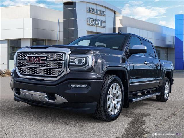 2016 GMC Sierra 1500 Denali (Stk: F3T2PU) in Winnipeg - Image 1 of 27