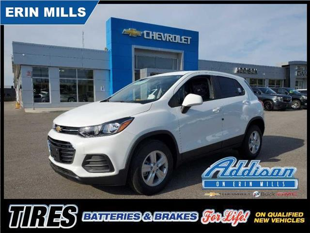 2021 Chevrolet Trax LS (Stk: MB300277) in Mississauga - Image 1 of 17