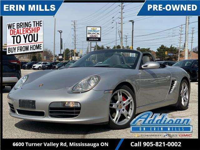2005 Porsche Boxster S (Stk: UM31264) in Mississauga - Image 1 of 13