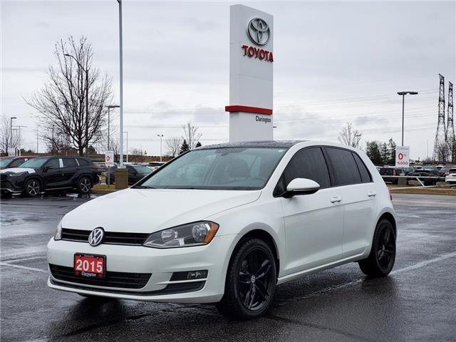 2015 Volkswagen Golf  (Stk: 21119B) in Bowmanville - Image 1 of 27