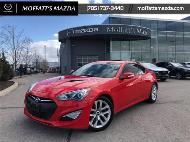 2015 Hyundai Genesis Coupe 3.8 Premium (Stk: 28920A) in Barrie - Image 1 of 17