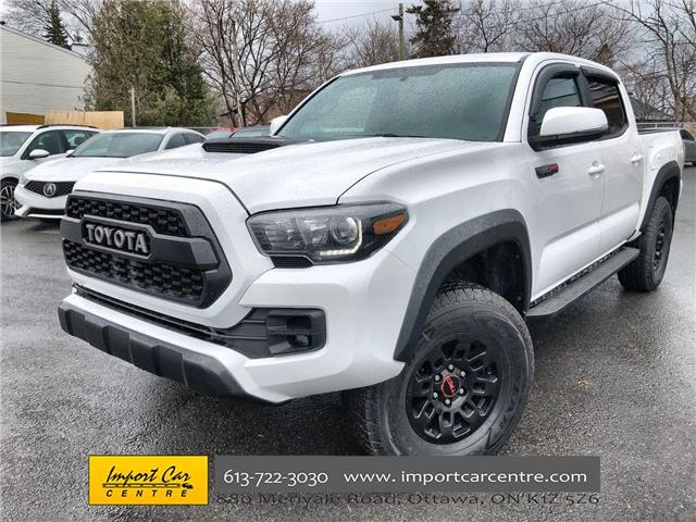 2017 Toyota Tacoma TRD Off Road (Stk: 062126) in Ottawa - Image 1 of 25