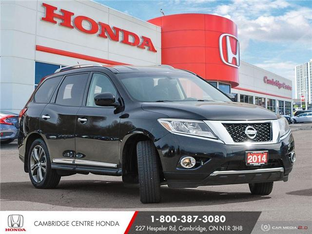 2014 Nissan Pathfinder  (Stk: 21558A) in Cambridge - Image 1 of 27