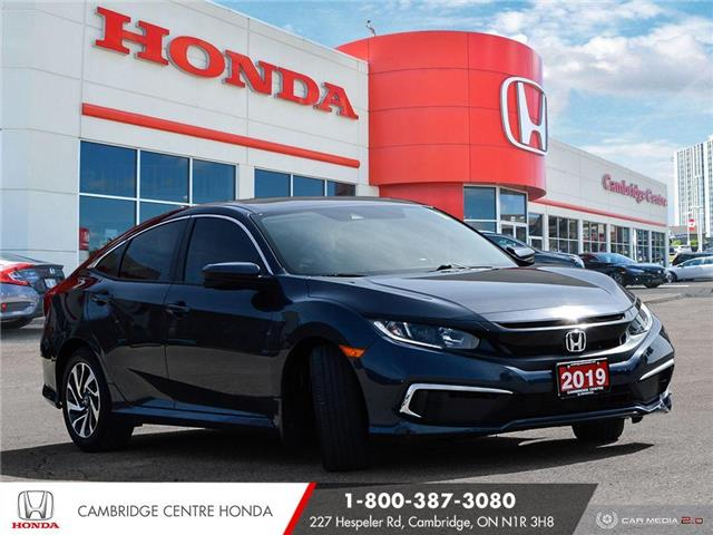 2019 Honda Civic EX (Stk: 21412A) in Cambridge - Image 1 of 27