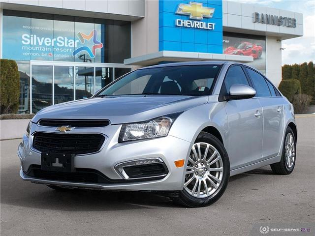 2015 Chevrolet Cruze ECO (Stk: 20059A) in Vernon - Image 1 of 26