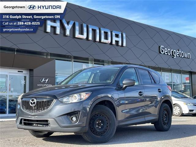 2014 Mazda CX-5 GS (Stk: 1187A) in Georgetown - Image 1 of 24