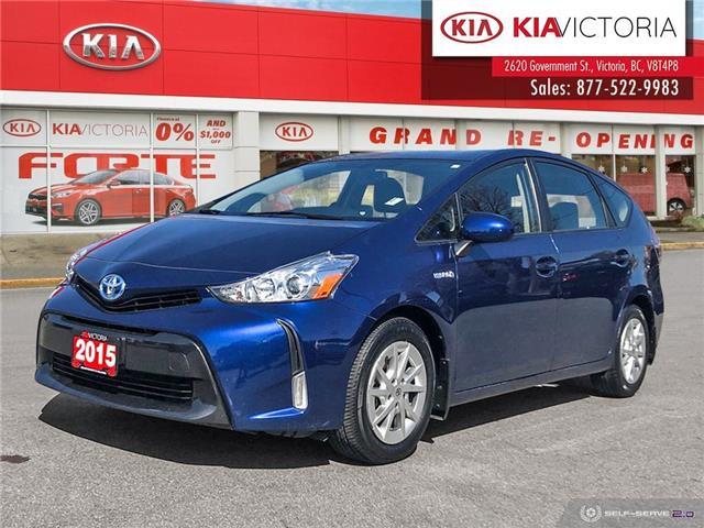 2015 Toyota Prius v Base (Stk: NR20-384EVA) in Victoria - Image 1 of 24