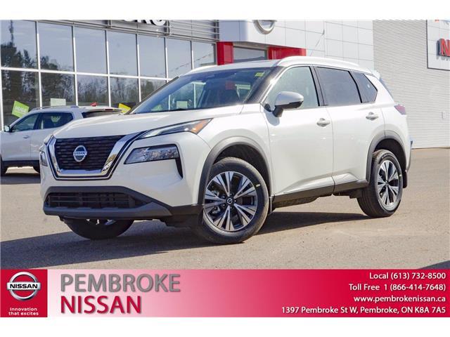 2021 Nissan Rogue SV (Stk: 21082) in Pembroke - Image 1 of 30