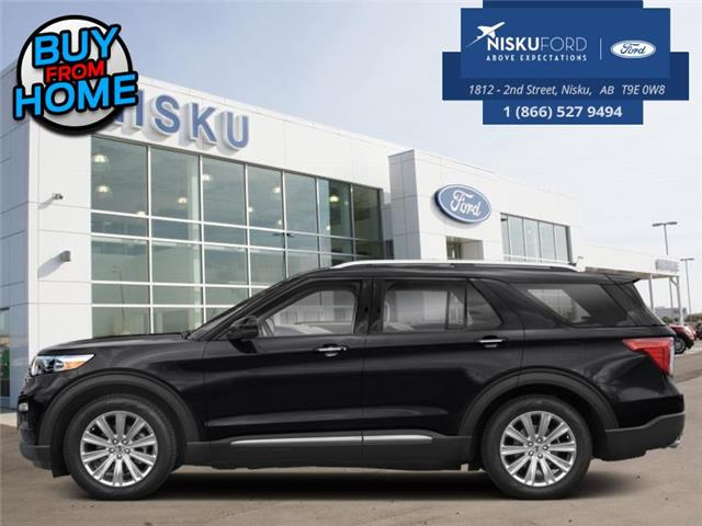 2021 Ford Explorer Platinum (Stk: EXP2111) in Nisku - Image 1 of 1