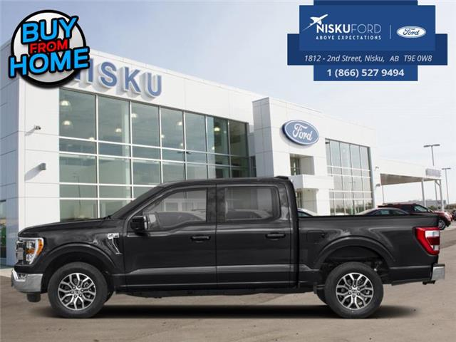 2021 Ford F-150 Lariat (Stk: LT1070) in Nisku - Image 1 of 1
