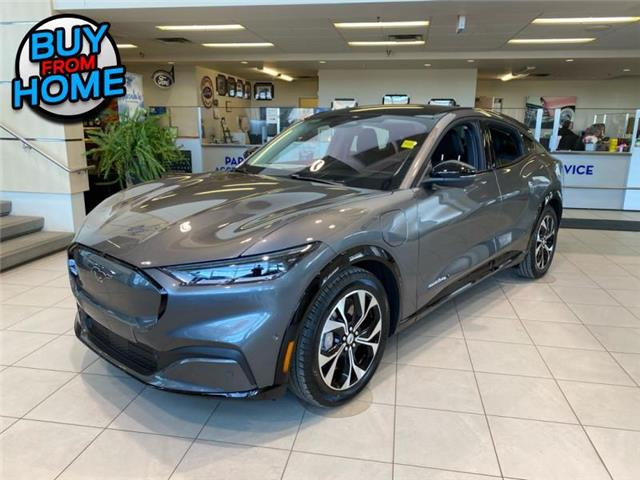 2021 Ford Mustang Mach-E Premium (Stk: MUS2100) in Nisku - Image 1 of 21
