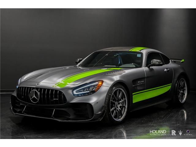 2020 Mercedes-Benz AMG GT R Base (Stk: WDDYJ7) in Montreal - Image 1 of 30