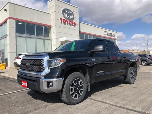 2018 Toyota Tundra  (Stk: 198127A) in Woodstock - Image 1 of 18