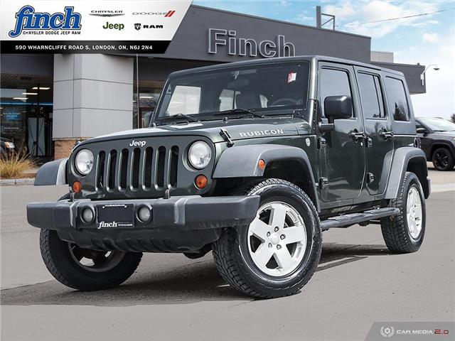 2007 Jeep Wrangler Unlimited Rubicon (Stk: 16669) in London - Image 1 of 27