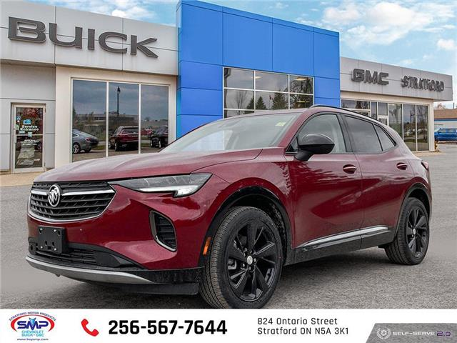 2021 Buick Envision Essence (Stk: T3949) in Stratford - Image 1 of 15