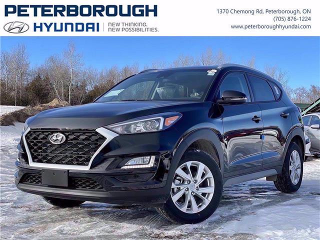 2021 Hyundai Tucson Preferred (Stk: H12742) in Peterborough - Image 1 of 26