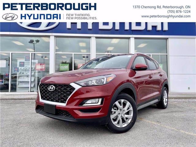 2021 Hyundai Tucson Preferred (Stk: H12765) in Peterborough - Image 1 of 27