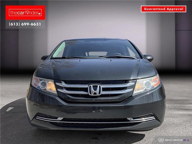 2015 Honda Odyssey EX (Stk: ) in Ottawa - Image 1 of 23