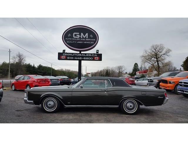 1969 Lincoln Continental Mark III  (Stk: 9a883563) in Rockland - Image 1 of 14