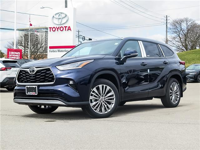 2021 Toyota Highlander Limited (Stk: 15262) in Waterloo - Image 1 of 23