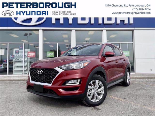 2021 Hyundai Tucson Preferred (Stk: H12764) in Peterborough - Image 1 of 30