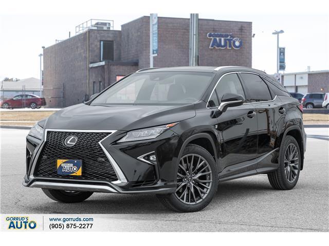 2017 Lexus RX 350 Base (Stk: 112671) in Milton - Image 1 of 23