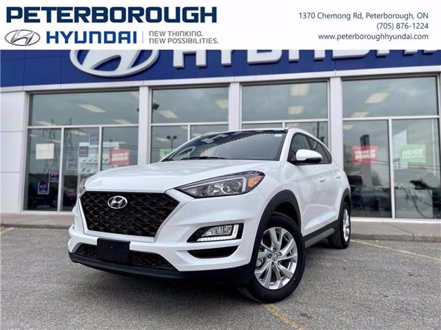 2021 Hyundai Tucson Preferred (Stk: H12707) in Peterborough - Image 1 of 27