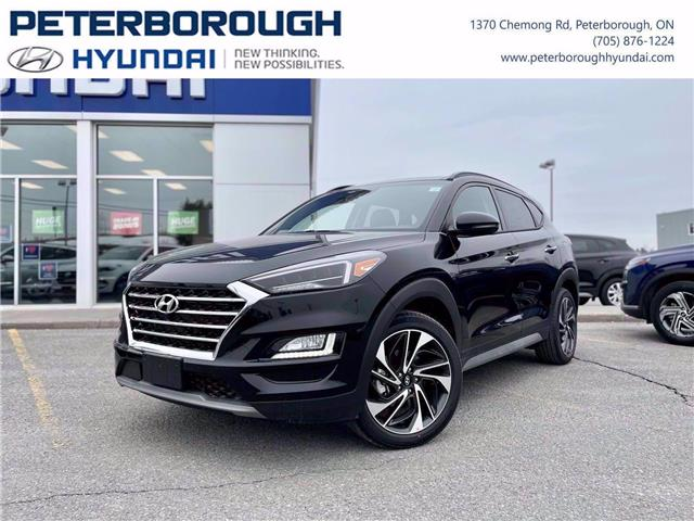 2021 Hyundai Tucson Luxury (Stk: H12729) in Peterborough - Image 1 of 29