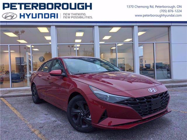 2021 Hyundai Elantra Preferred (Stk: H12668) in Peterborough - Image 1 of 17