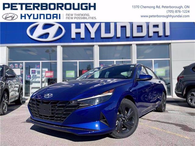 2021 Hyundai Elantra Preferred (Stk: H12796) in Peterborough - Image 1 of 27