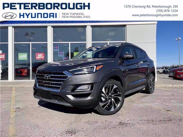 2021 Hyundai Tucson Luxury (Stk: H12784) in Peterborough - Image 1 of 30
