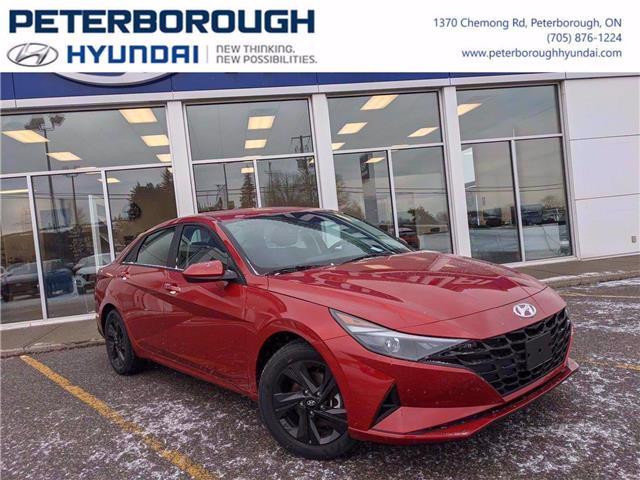2021 Hyundai Elantra Preferred (Stk: H12667) in Peterborough - Image 1 of 17