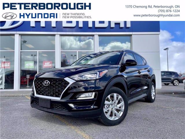 2021 Hyundai Tucson Preferred (Stk: H12724) in Peterborough - Image 1 of 30