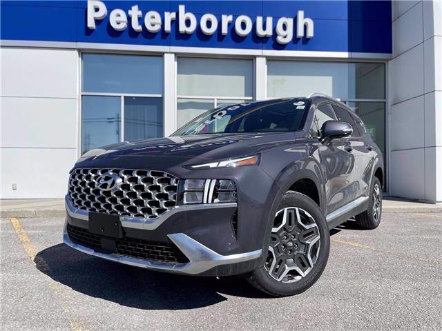 2021 Hyundai Santa Fe HEV Preferred w/Trend Package (Stk: H12843) in Peterborough - Image 1 of 30