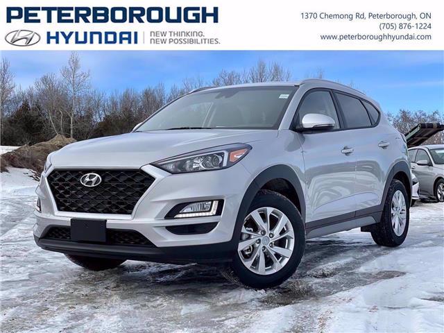 2021 Hyundai Tucson Preferred (Stk: H12795) in Peterborough - Image 1 of 27