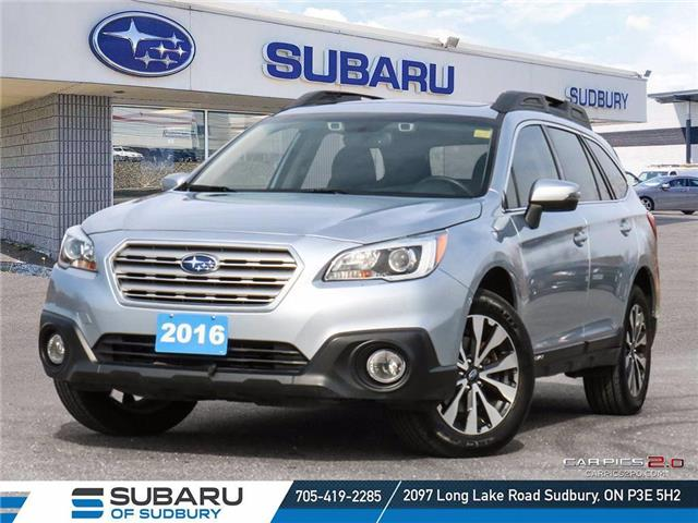 2016 Subaru Outback 2.5i Limited Package (Stk: US1218A) in Sudbury - Image 1 of 30