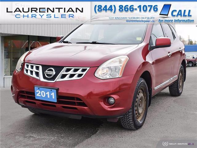 2011 Nissan Rogue SV (Stk: 21159B) in Sudbury - Image 1 of 27