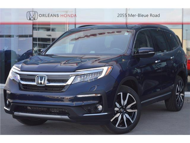 2021 Honda Pilot Touring 7P (Stk: 210292) in Orléans - Image 1 of 30