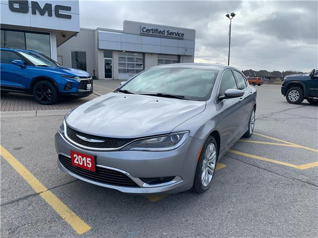 2015 Chrysler 200 Limited (Stk: 1C3CCC) in Strathroy - Image 1 of 1