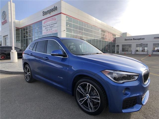 2016 BMW X1 xDrive28i (Stk: 9377A) in Calgary - Image 1 of 24
